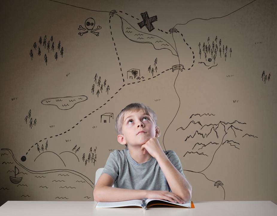 Upsoftskills - Think creatively course for kids