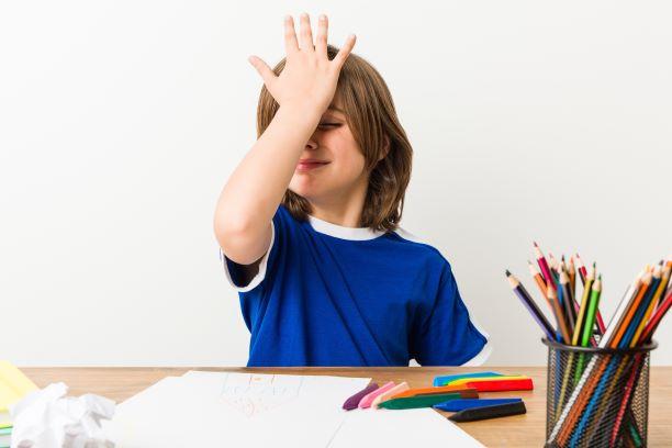 Aprender de los Errores, curso para niños