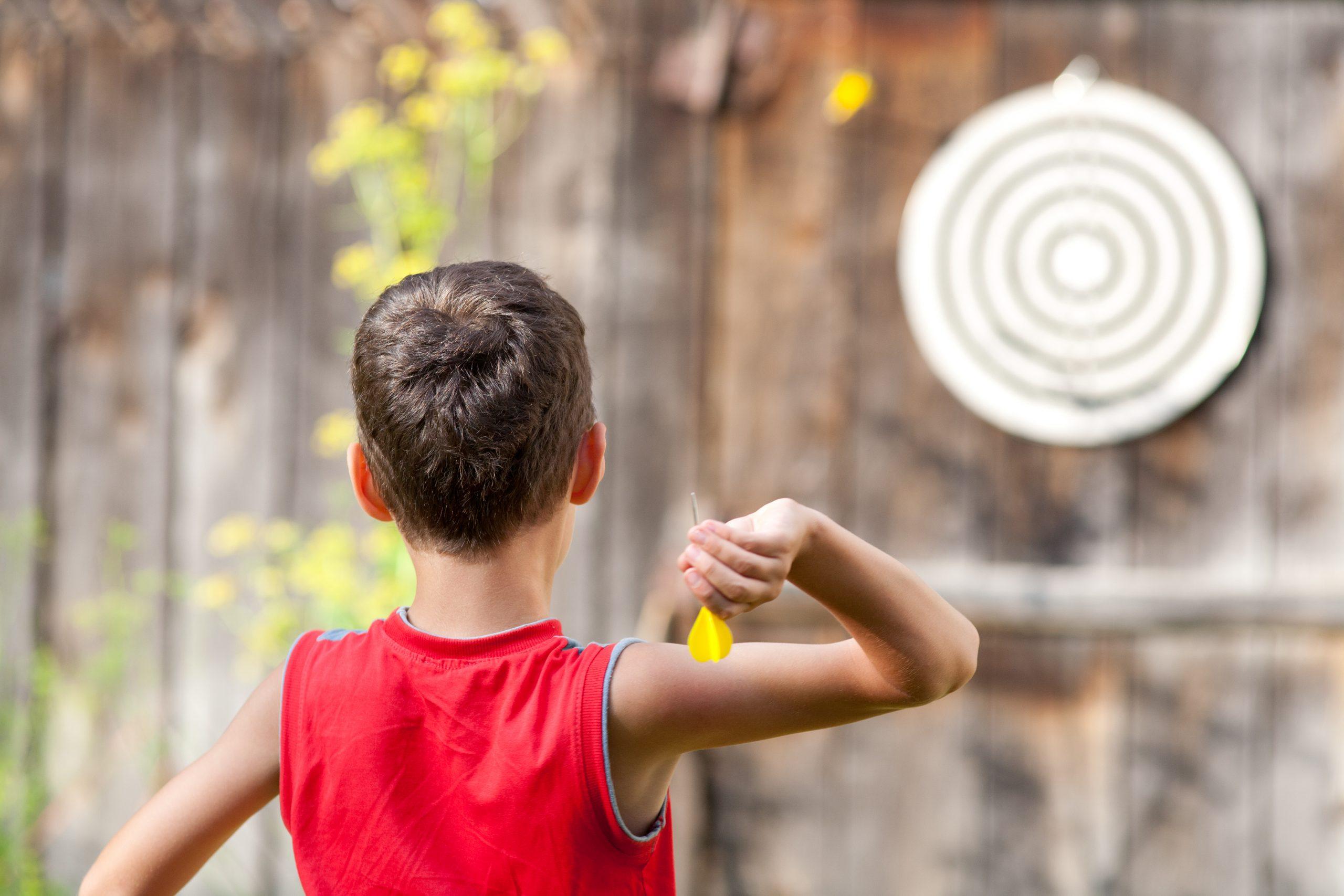 Orientación a Objetivos para niños