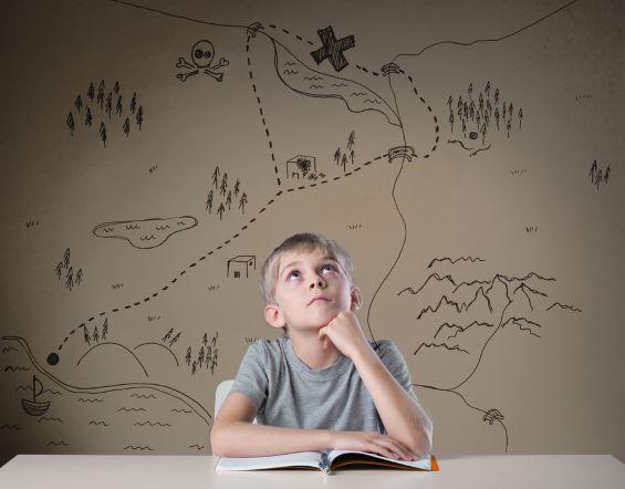 Pensamiento Creativo para niños