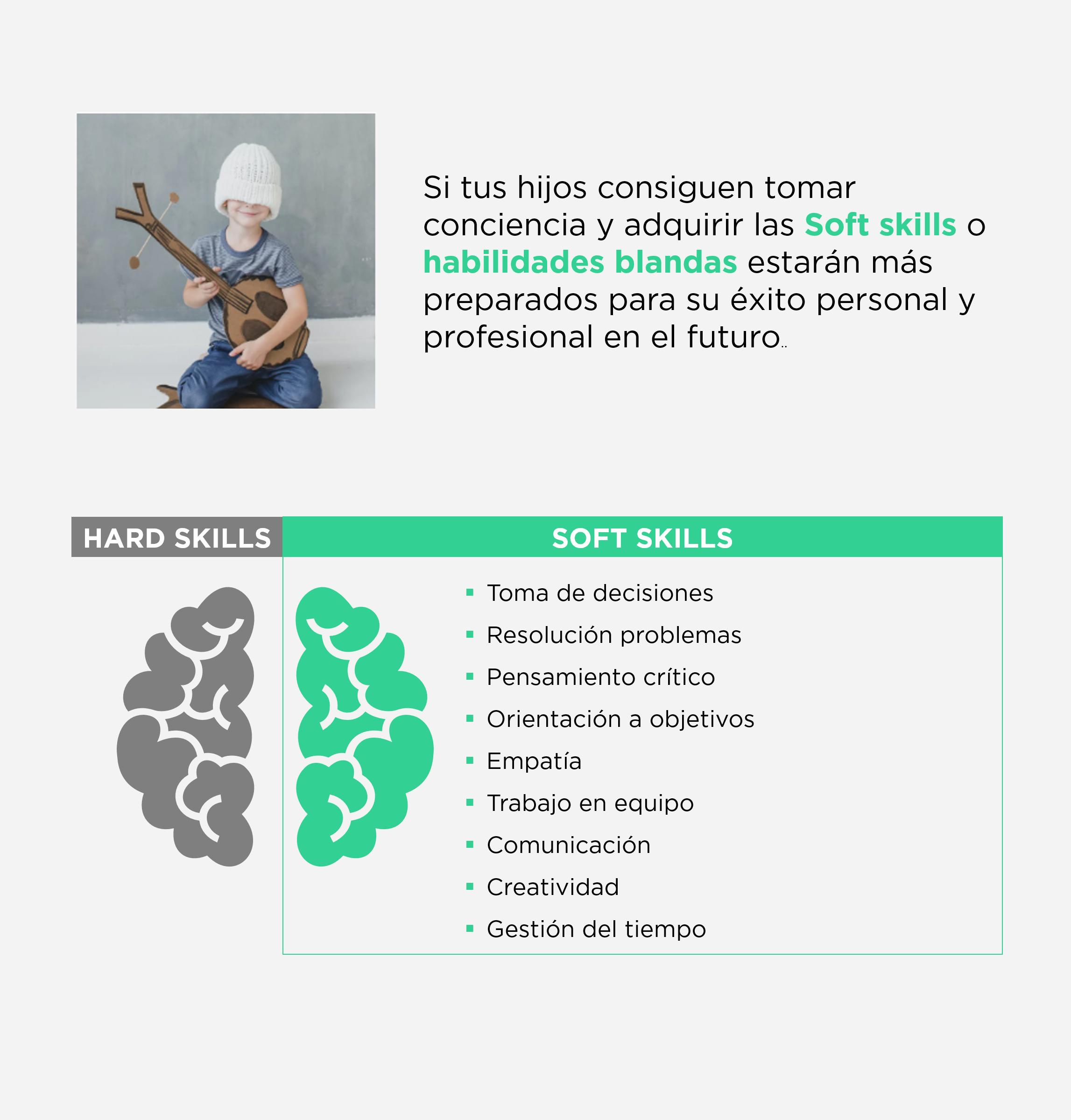Por qué son importantes las Soft Skills o habilidades blandas